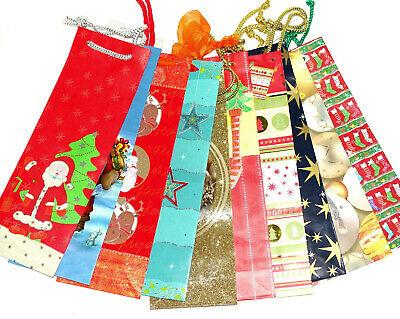 30 Stück Flaschentüte Flaschentasche Geschenktasche Weihnachten Geschenktüten