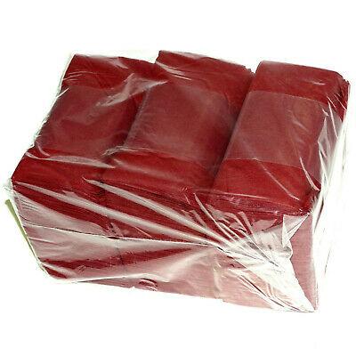 4.500 Stück Servietten 1-lagig 33x33 cm Papierservietten Prägeserviette Bordeaux