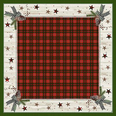 20 Stück Duni Mitteldecken 84 x 84 cm Tischdecken stoffähnlich Weihnachten