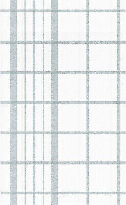 100 Stück Dunicel Mitteldecken 84 x 84 cm stoffähnlich Tischdecken Weiß-Grau
