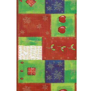20 Stück Dunicel Mitteldecken 84 x 84 cm Tischdecken Weihnachten XMAS