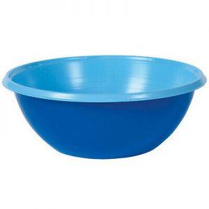 180 x Plastikschüsseln 380 ml Dessertschale Salatschalen Servierschüssel Blau