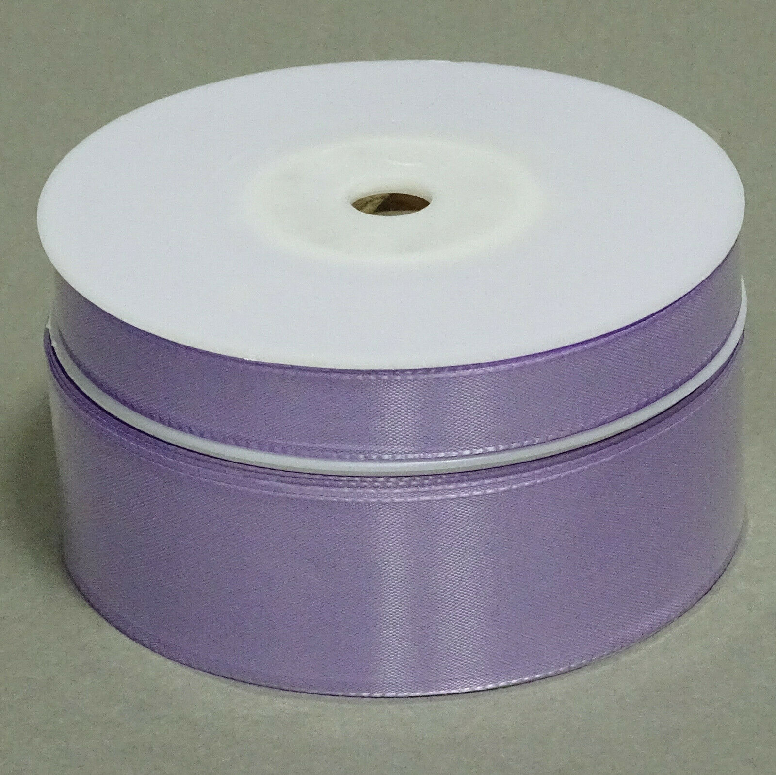 Seidenband Schleifenband 50 m x 15 mm / 40 mm Dekoband ab 0,08 €/m Geschenkband  - Flieder 114, 40 mm x 50 m